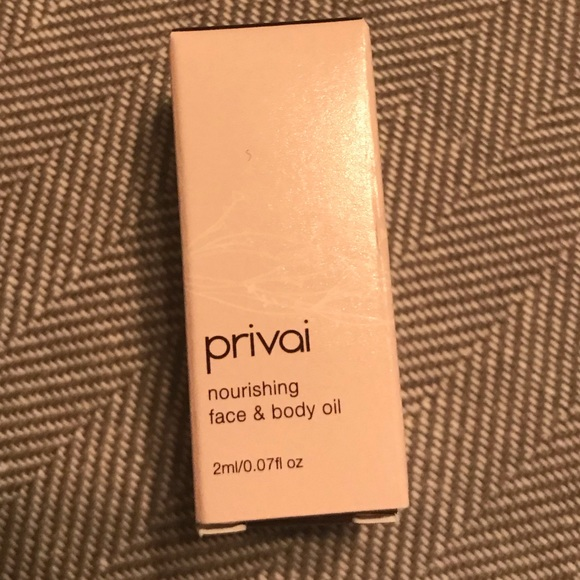 privai Other - New! Privia face and body oil- 2 for $10